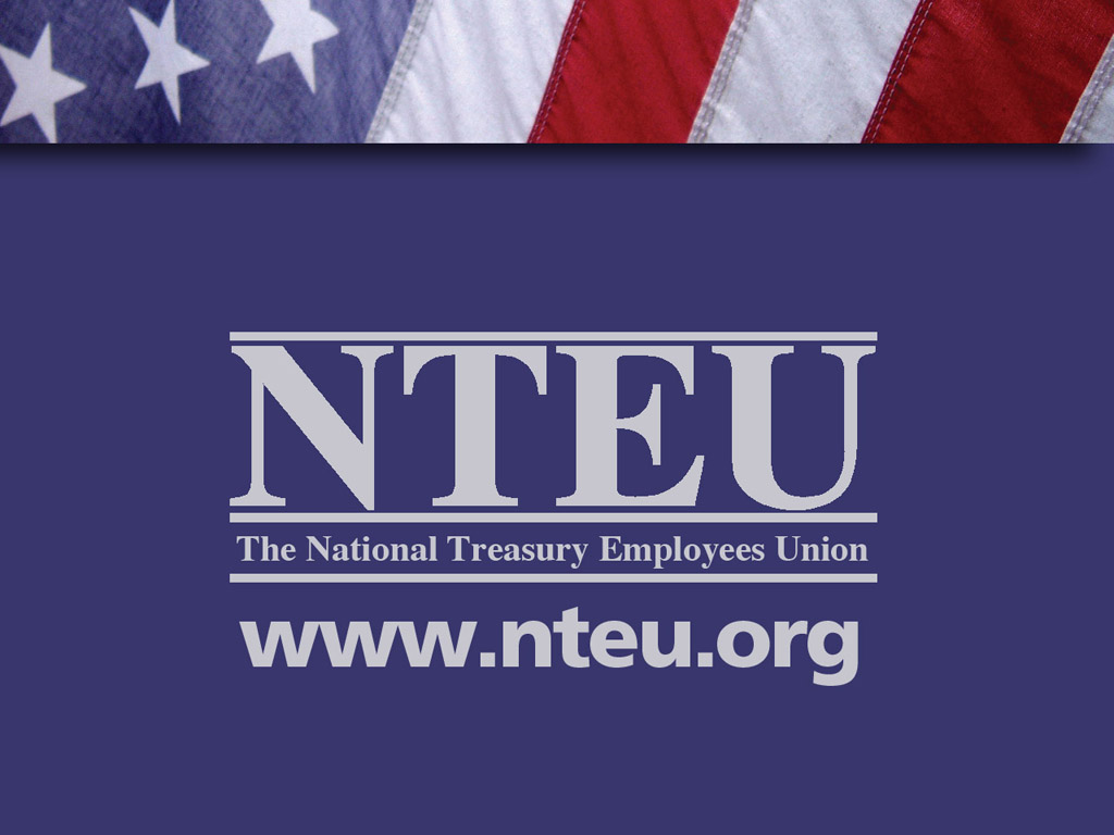 National Treasury Employees Union