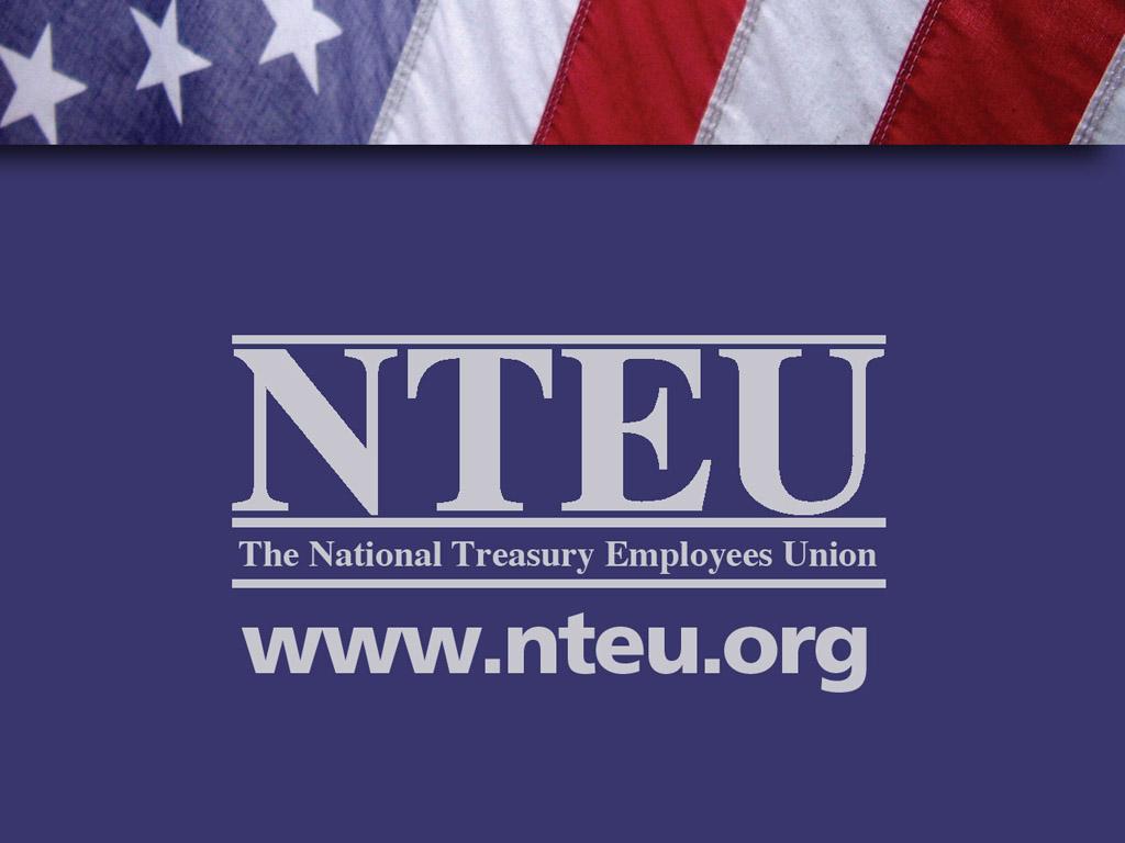 National Treasury Employees Union